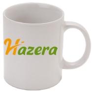 כוס ממותגת ל HAZERA