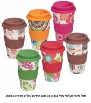 הדפסה על כוסות תרמיים לקפה